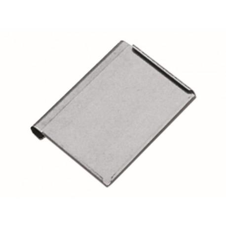 Porte documents en inox pour feuilles 34x23 cm for Feuille inox pour cuisine