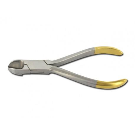 CISEAUX COUPE-FIL 14 cm - pour fils souples 0-1 mm