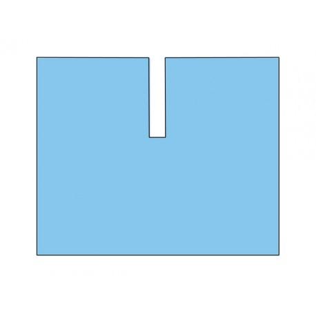 CHAMP - avec fenêtre adhésive en U - stérile
