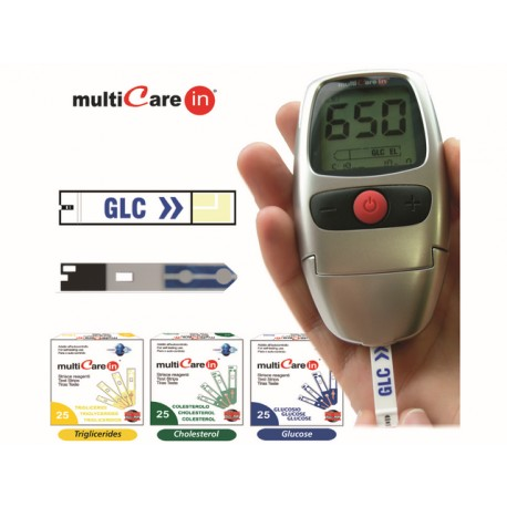 """KIT MULTICARE """"IN"""" - anglais"""