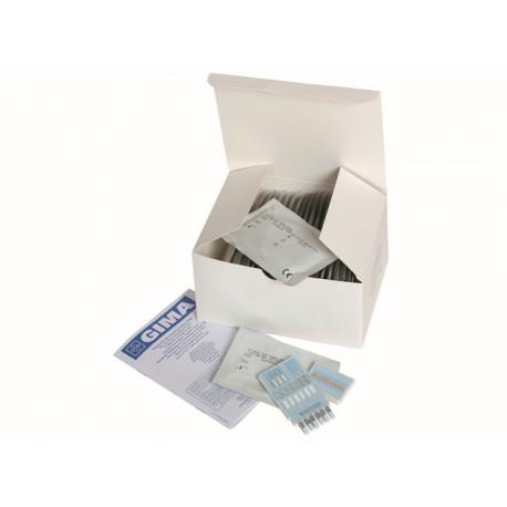 TEST PROFIL MULTIDROGUE URINE - boîte de 25 pour 12 drogues