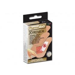 PANSEMENTS PREMIUM - 12 boîtes de 20 pansements