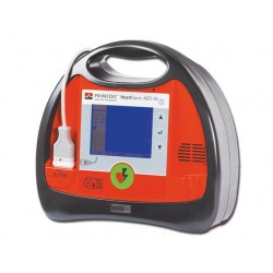 DÉFIBRILLATEUR HEART SAVE AED-M - avec moniteuer - IT, FR, DE, PO