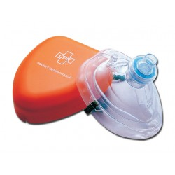 MASQUE CPR - INSUFFLATEUR DE POCHE