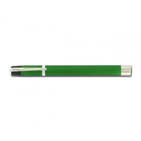 LAMPE STYLO ARGENTA - métal - vert