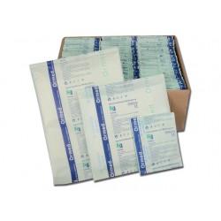 COMPRESSES EN GAZE DE COTON 15 x 15 cm - boîte de 25 pcs.