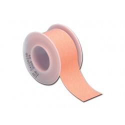 ROULEAU DE SPARADRAP - tissu skintone - 5 m x 5 cm