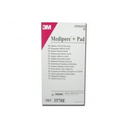MEDIPORE™ 3M + PAD - 10 x 20 cm