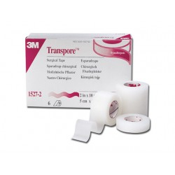 TRANSPORE™ 3M - h 25 mm x 9.14 m