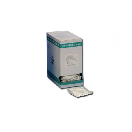 COMPRESSES DE GAZE EN COTON - 5 x 5 cm - stériles