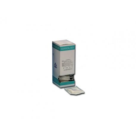 COMPRESSES DE GAZE EN COTON - 10 x 10 cm - stériles