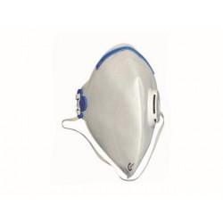 MASQUE DE PROTECTION CONTRE LES PARTICULES - FFP2 avec valve