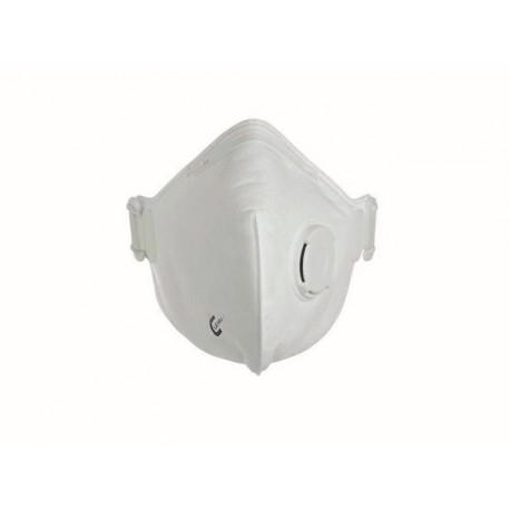 MASQUE DE PROTECTION CONTRE LES PARTICULES - FFP3 avec valve