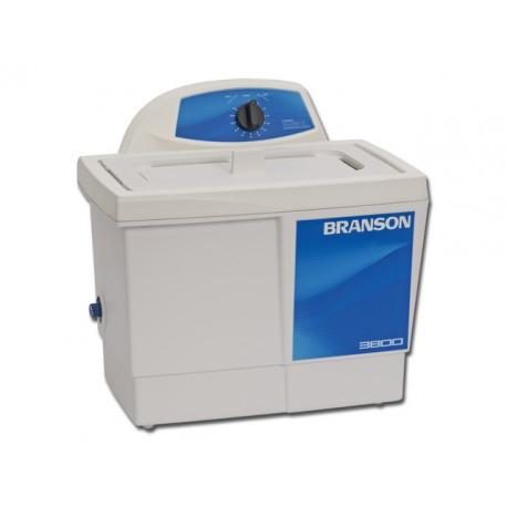 NETTOYEUR À ULTRASONS BRANSON 3510 MT - minuteur mécanique