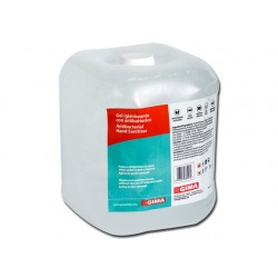 GEL ANTI-BACTÉRIEN - 5 l - transparent