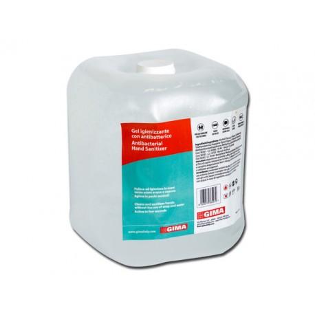 GEL ANTI-BACTÉRIEN - 5 l - transparent