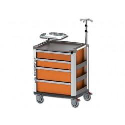 MEDI KART DE URGENCE - orange