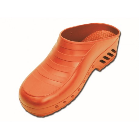 SABOTS PROFESSIONNELS GIMA - sans trous - 42-43 - orange