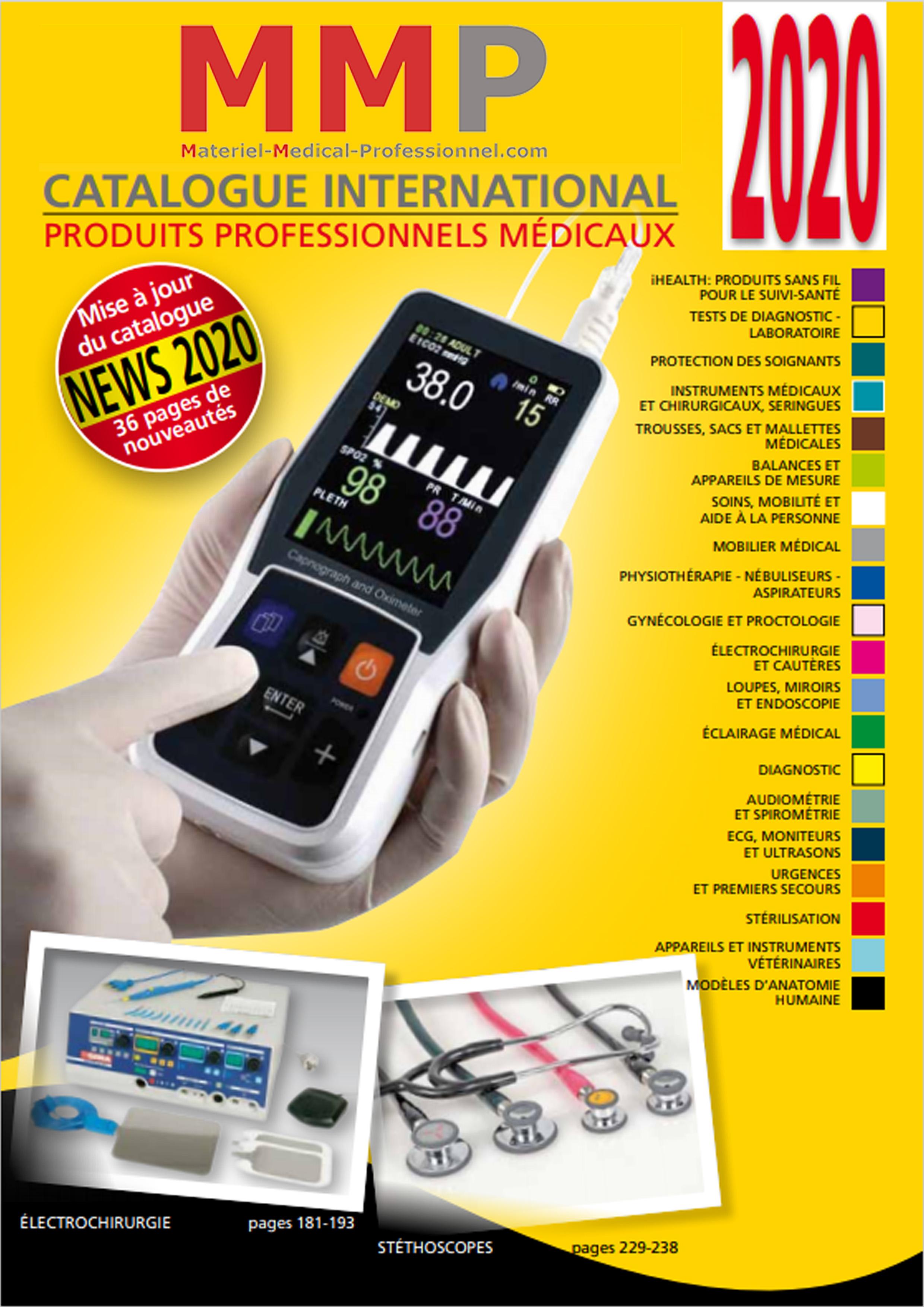 Catalogue Materiel Medical